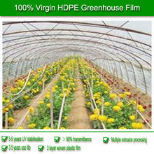 china factory produce hot product white transparent greenhouse film/200 micron greenhouse film for agriculture