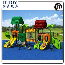 2017 new arrivals Kids Forestry playset JT17-2502 children amusement aqua park equipment for sale