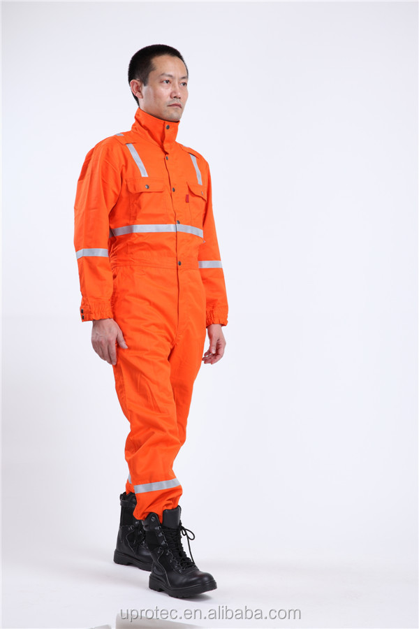 High Quality Fire Protective Coverall