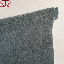 heavy weight fake wool mattress upholstery fabric