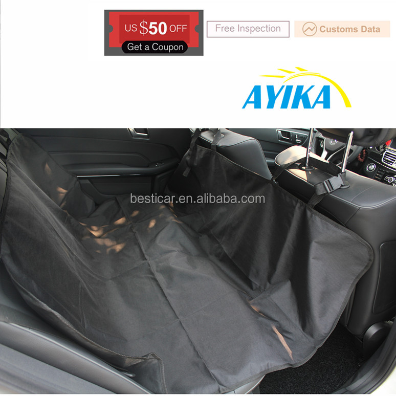 Auto Spare Parts Hammock Cover Pet Seat Cover Dust Protection Dirt Protection All Type Of Car