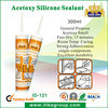 acetic silicone sealant for window and door