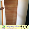 Portable dance flooring, vinyl wood PVC flooring roll with lines