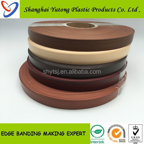 restaurant tables chairs pvc band/ edge banding lip