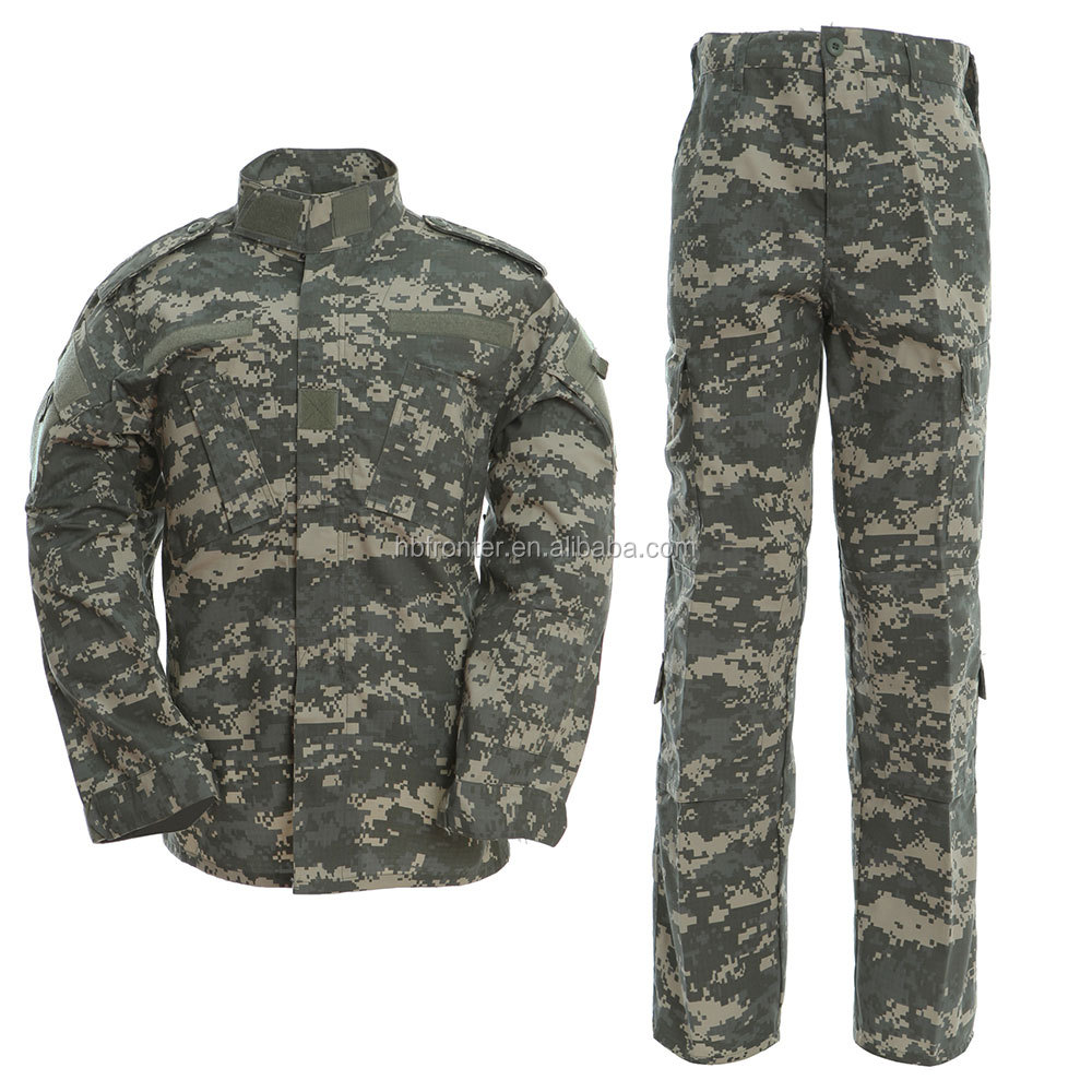 Uniform Product ACU Type Military use Waterproof Tactical suit