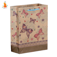2016 Custom Recycled Paper Bag Paper