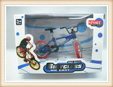 mini diecast toy bicycle ,plastic diecast toy bike