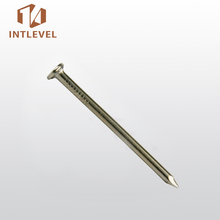 Hot Sale Intlevel anic Plated Medium Carbon Steel concrete nail sizes