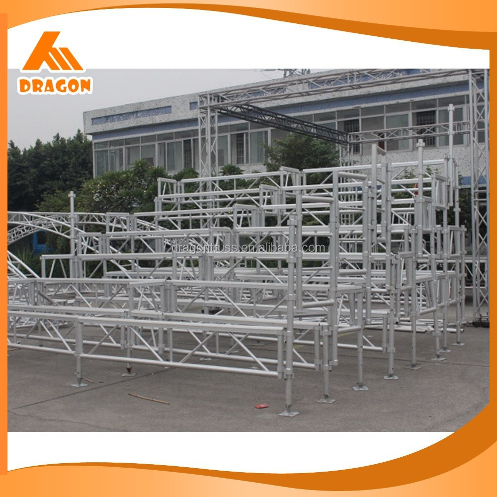Manufacturer supply retractable seating used bleachers for sale