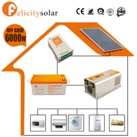 New Design 6kw Solar Energy Storage