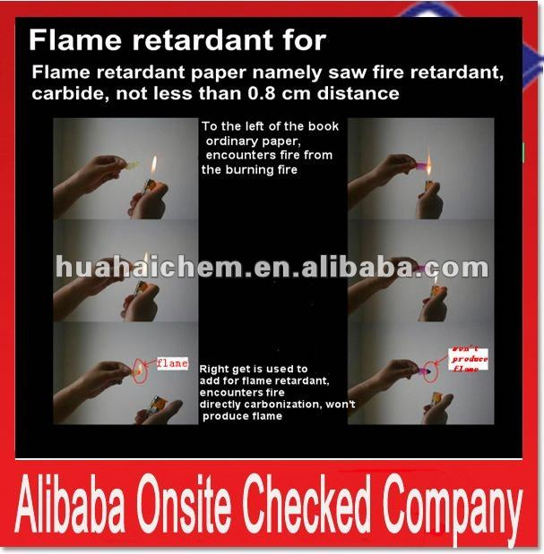 new flame retardant 2012 used in plywood fire retardant