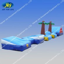 2012 cool design inflatable water obstacle