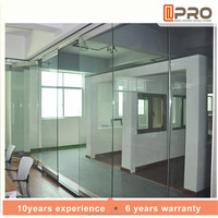 Cheap partition walls movable partition folding partition wall
