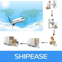 cheap international shipping dhl/ups/tnt/ems from china shenzhen/shangahi to Albania