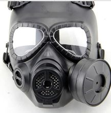 two cartridge gas mask/military gas mask