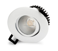 Besun high CRI High Lumen Surface mounted ceiling light led cob downlight round 30W with cutout 145mm
