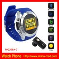 2012 newest watch phone with cool design, CE,FCC and Rohs