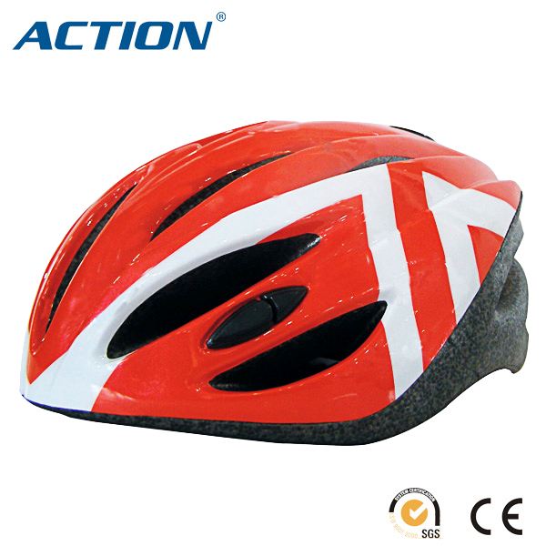 Adult Cycling Bike Helmet Specialized for Mens Womens Safety Protection Red