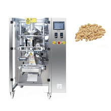 good quality inflatable horizontal stand up pouch roasted peanuts packing machine