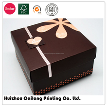 20 years professional cake paper box | best birthday cake packaging manufacturer