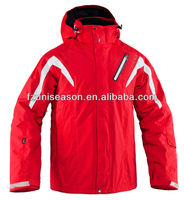 Outdoor men winter clothing