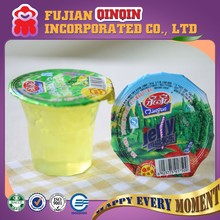 summer favourite granulated coconut grass fruit jelly drink