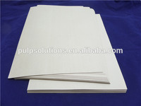 High quality A Grade bleached wood pulp from China