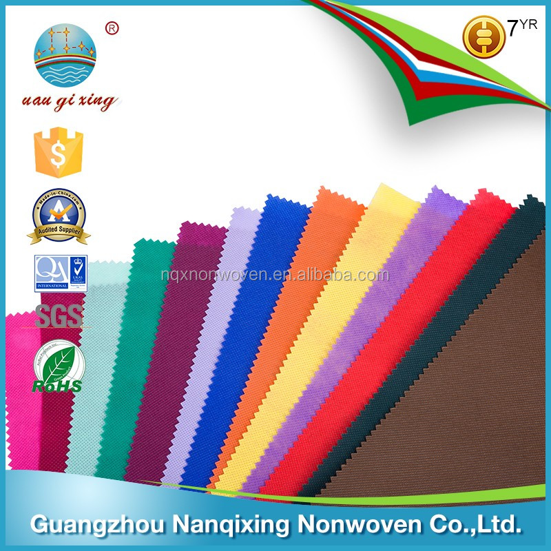 Eco-friendly pp TNT Nonwoven spunbond non woven fabric Guangzhou