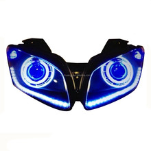 factory price YZF R15 motorcycle HID headlight