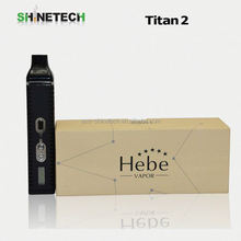 2014 best dry herb vaporizer 2200mah titan 2 disposable wax vaporizer pen