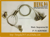 Galvanized steel wire rope sling