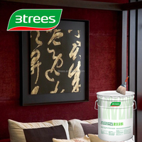 3TREES Furniture Paint, White Pearl Polyurethane