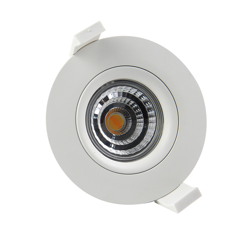 2017 arrival Nordic Ra99 83mm Cutout dim warm led downlight 2000-2800k NEMKO