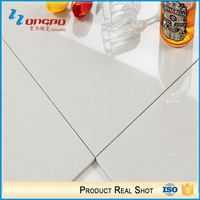 Manufacturer China Bathroom Ceramic Tiles White Sparkle Quartz Floor Tile
