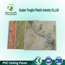 Morden construction material PVC wall panel for design and convernient decoration