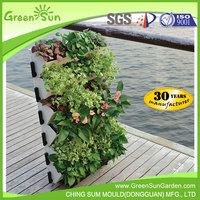 Multifunctional Stackable Planter Hydroponic Vertical Tower
