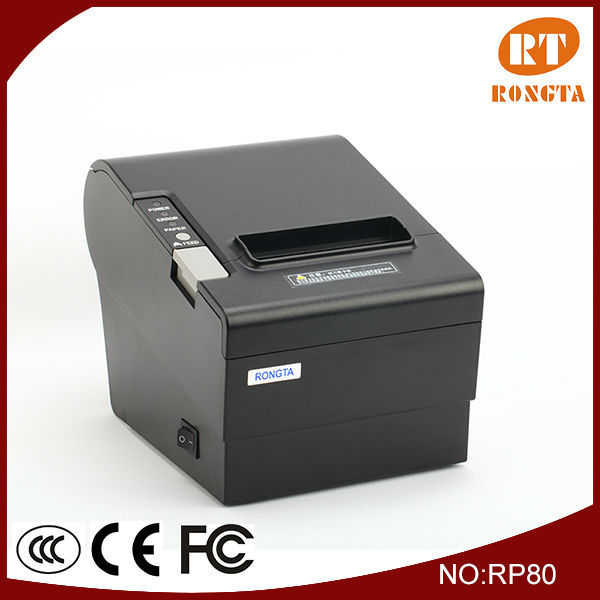 cheap serial+USB+wifi printing machine RP80W