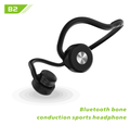 Bone Conduction Headphones Wireless Bluetooth Sports Headset for Mobile Phone