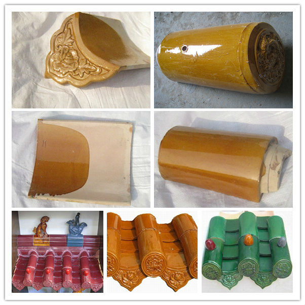 All Kinds Of Concrete Roof Tile Colors