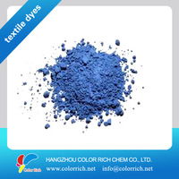 free sample vat blue RSN vat dye dyeing cotton
