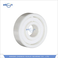 China High speed Single-Row Si3n4 Or Zro2 Ceramic Bearings 6201 6201-2RS 2x32x10 mm with good price