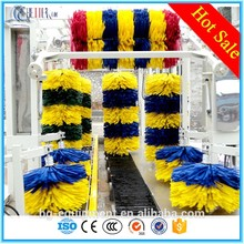 Fully automatic tunnel car wash equipment for sale