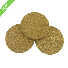 Decorating Round Cork Hot Pad With Cheap Price
