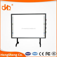 "82"" SINO-BOARD Educational equipment Multi writing USB smart board touch screen interactive whiteboard"