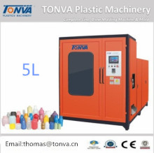 Blow molding machine 5L for auto parts and analogous plastic products making