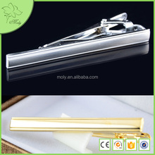 Wholesale Metal Blank Tie Clips with logo