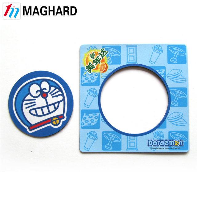 doraemon funny cartoon magnetic foto frame