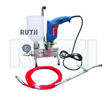 Waterproofing Polyurethane Resin Injection Pump, pu grout machine