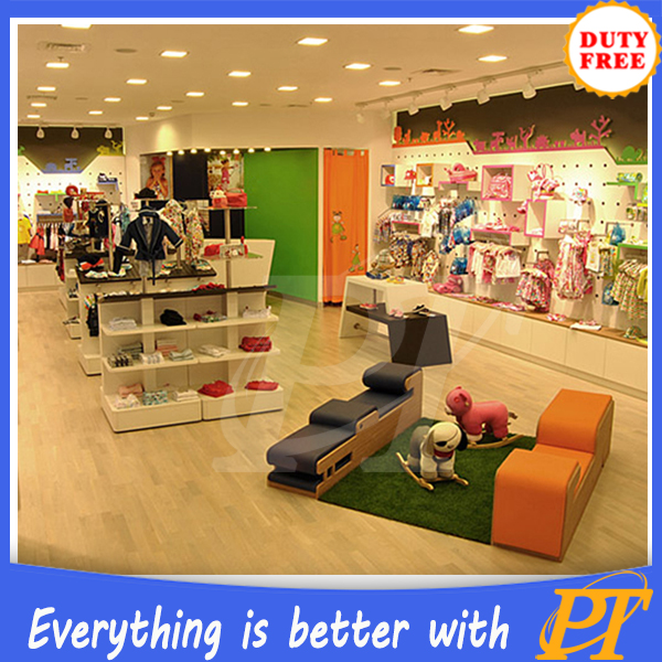 Cabinet designs for children children 39 s clothes store for Baby decoration stores