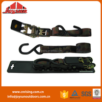 Ratchet Tie Down Strap Hunting Equipment